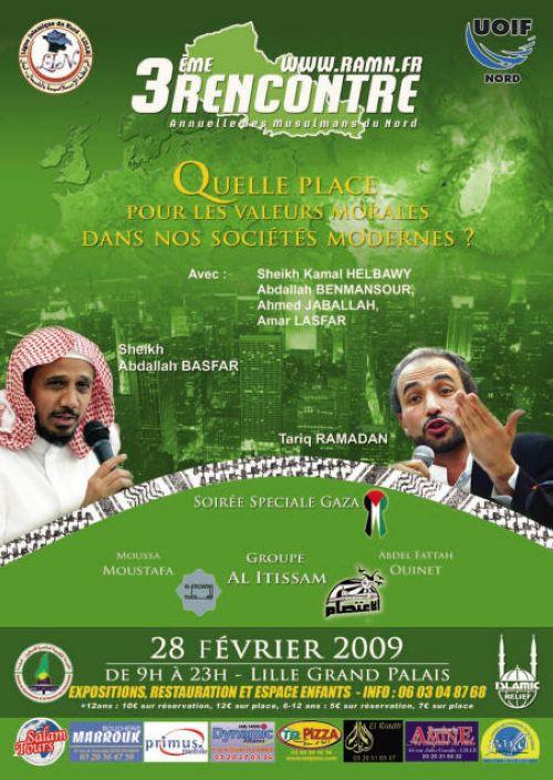 Rencontre musulman lille grand palais